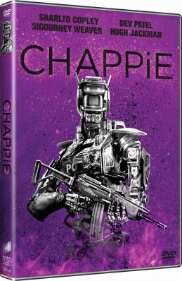 Chappie (Big face) - DVD