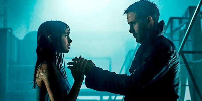 detail Blade Runner 2049 - DVD