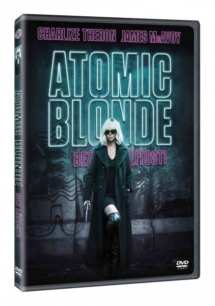 detail Atomic blonde: Bez lítosti - DVD