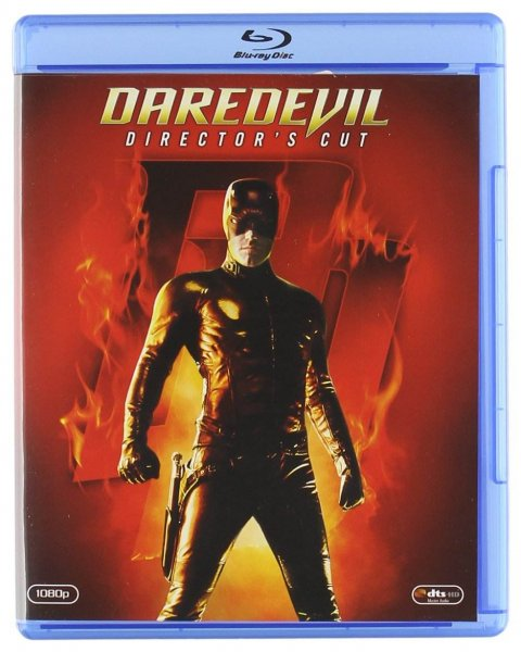 detail Daredevil - Blu ray