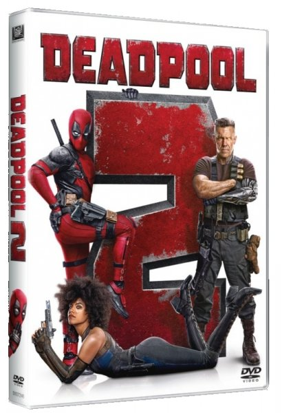 detail Deadpool 2 - DVD