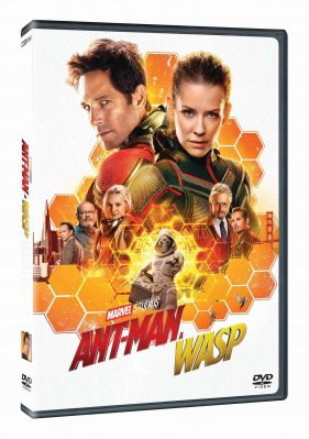 Ant-Man a Wasp - DVD