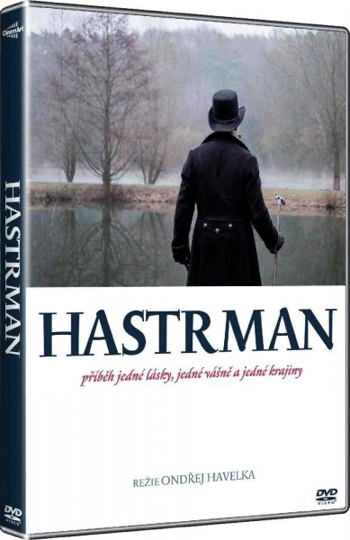 detail Hastrman - DVD
