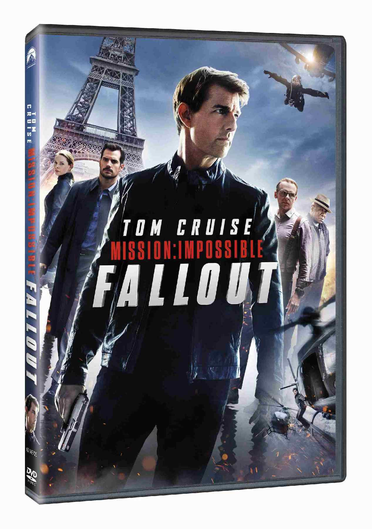 Mission: Impossible - Fallout - DVD