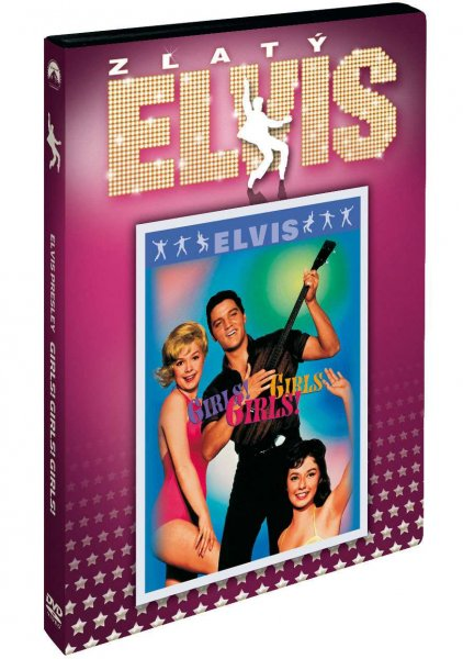 detail Elvis - Girls! Girls! Girls! - DVD