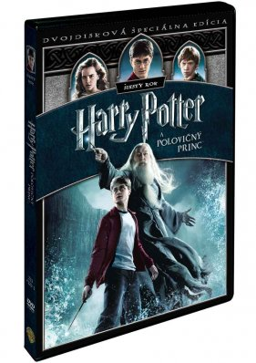 Harry Potter 6 a Princ Dvojí krve - 2DVD