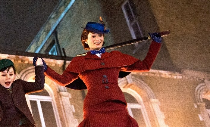 detail Mary Poppins se vrací - DVD
