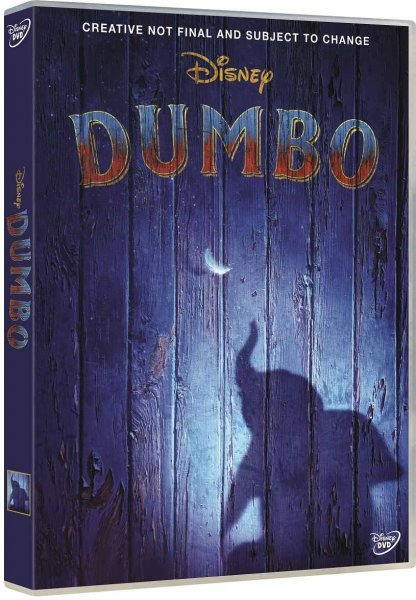 detail Dumbo (2019) - DVD