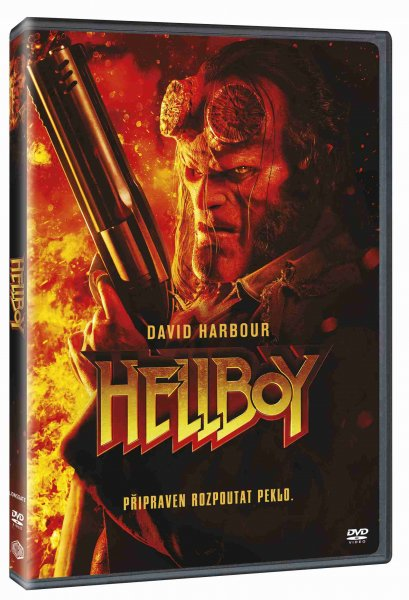 detail Hellboy (2019) - DVD