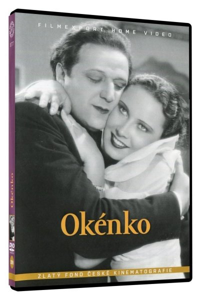 detail Okénko - DVD Digipack