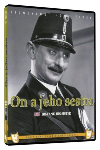 detail On a jeho sestra - DVD