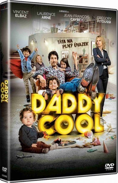 detail Daddy Cool - DVD