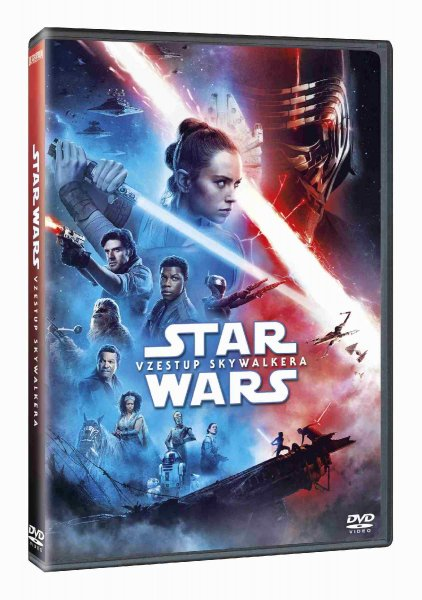 detail Star Wars: Vzestup Skywalkera - DVD