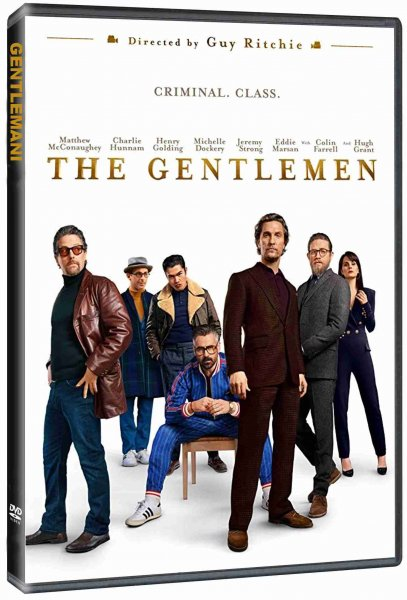 detail Gentlemani - DVD