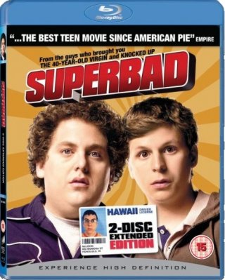 Superbad - Blu-ray