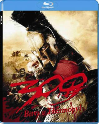 300: Bitva u Thermopyl - Blu-ray