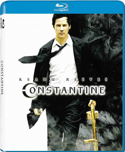 detail Constantine - Blu-ray