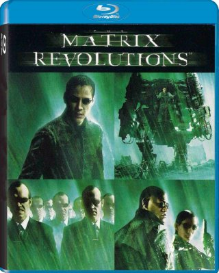 Matrix Revolutions - Blu-ray