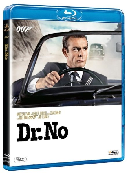 detail Bond - Dr. No - Blu-ray