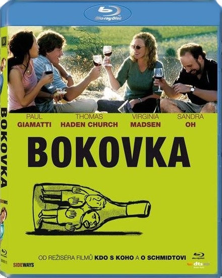 detail BOKOVKA - Blu-ray