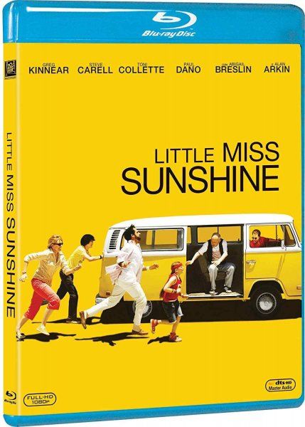 detail Malá Miss Sunshine - Blu-ray
