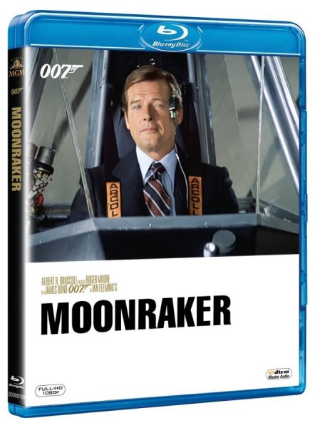detail BOND - MOONRAKER - Blu-ray