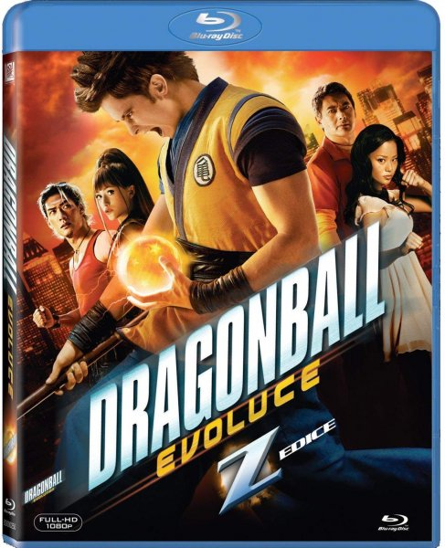 detail Dragonball: Evoluce - Blu-ray