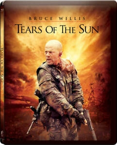 Slzy slunce (Tears of the Sun) - Blu-ray Steelbook