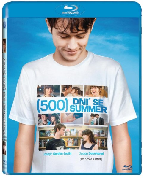detail 500 dní se Summer - Blu-ray