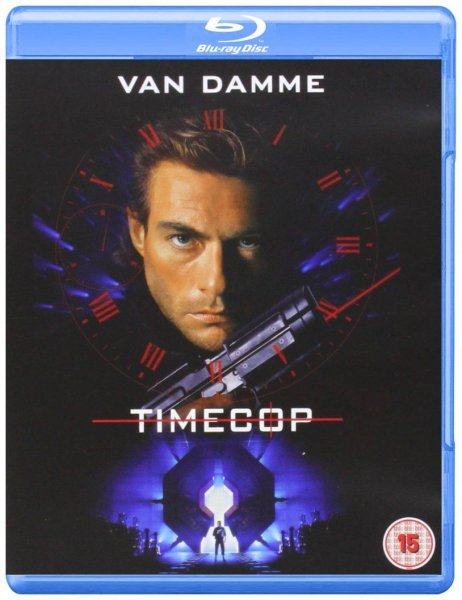 detail Timecop - Blu-ray