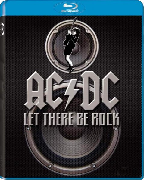 detail AC/DC: LET THERE BE ROCK - Blu-ray