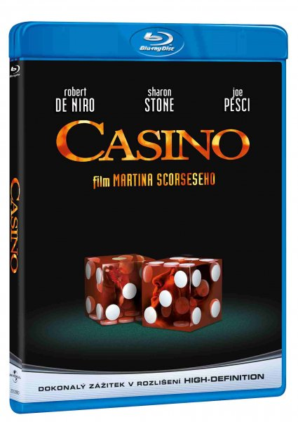 detail CASINO - Blu-ray