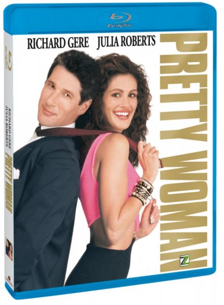 detail Pretty Woman - Blu-ray