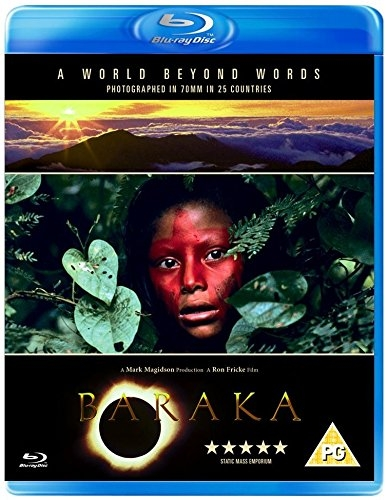 detail BARAKA - Blu-ray