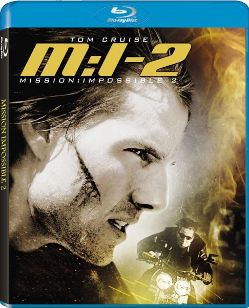 detail Mission: Impossible 2 - Blu-ray