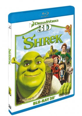 Shrek - Blu-ray 3D (1BD)