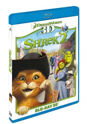 Shrek 2 - Blu-ray 3D (1BD)