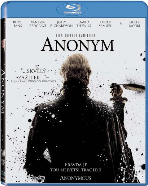 detail ANONYM - Blu-ray