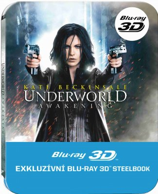 Underworld: Probuzení - Blu-ray 3D + 2D Steelbook