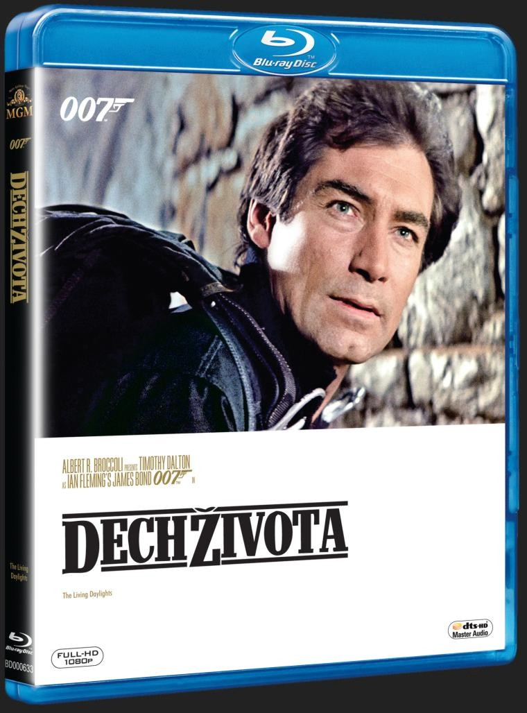 BOND - DECH ŽIVOTA - Blu-ray