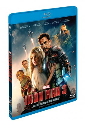 IRON MAN 3 - Blu-ray
