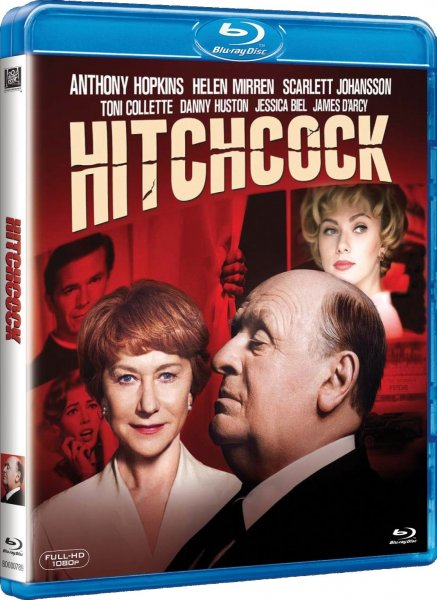 detail HITCHCOCK - Blu-ray