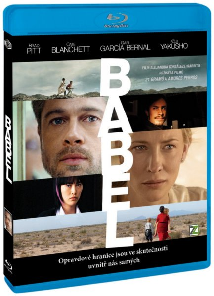 detail BABEL - Blu-ray