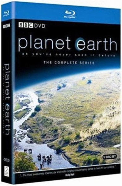 detail Planet Earth - Zázračná planeta (5 BD) - Blu-ray bez CZ