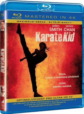 Karate Kid (2010) - Blu-ray (Mastered in 4K)