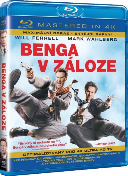 detail Benga v záloze - Blu-ray (Mastered in 4K)