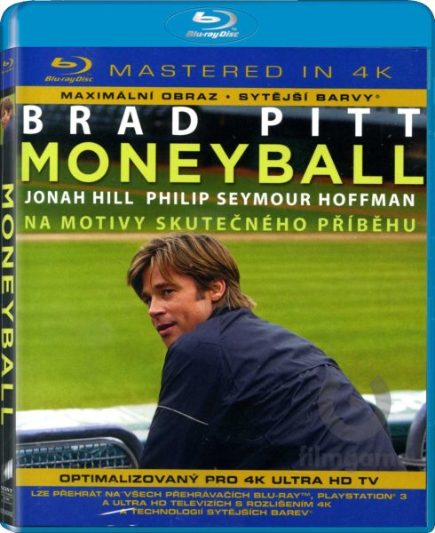 detail MONEYBALL - Blu-ray (Mastered in 4K)