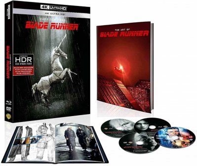 Blade Runner: The Final Cut - 4K UHD Blu-ray + BD bonus - Limit.edice