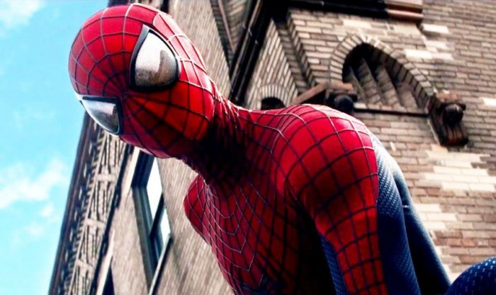 detail AMAZING SPIDER-MAN 2 - Blu-ray 3D + 2D
