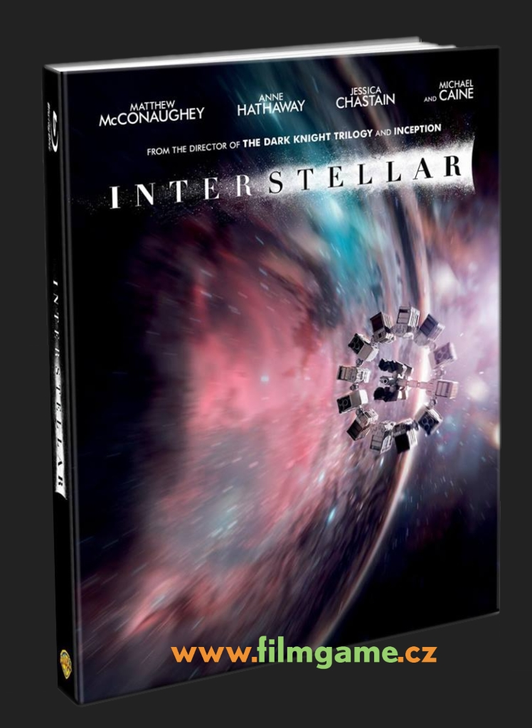 INTERSTELLAR (2 BD) - Blu-ray DIGIBOOK